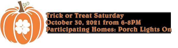 Halloween 10-30-2021 6-8PM